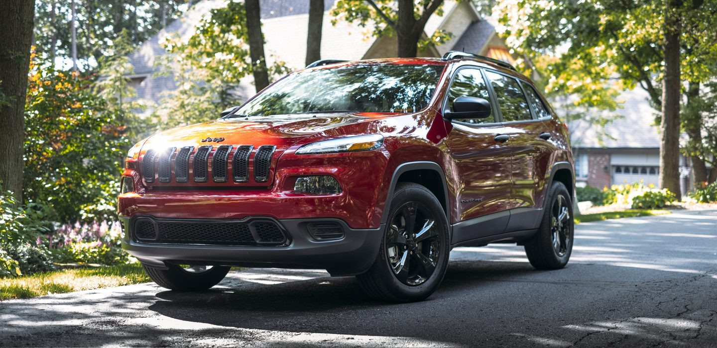 2018 Jeep Cherokee Laude | Rainbow Chrysler Dodge Jeep Ram ...