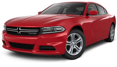 2020 Dodge Charger Front Red Exterior